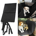 Black Pet Dog Cat Car Seat Cover Waterproof Car Rear Back Seat Cover Protective Blanket covers for car seats 120cm*150cm