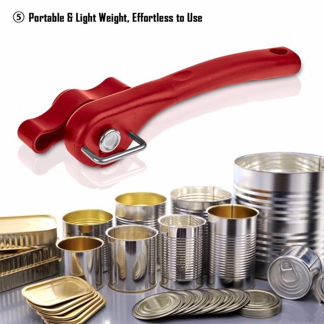 Can Opener stainless steel kitchen utensils