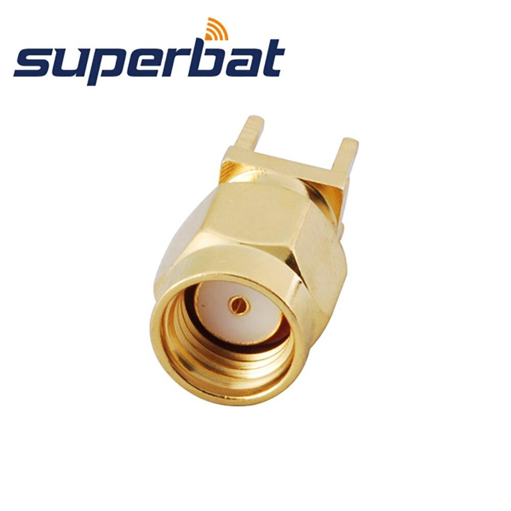 Connecteur CONNECTOR 90 ° sma C vanne Antenne Antennes connecteur rg174