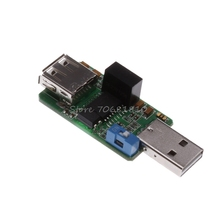 Nuevo USB ADUM4160 Aislador 1500 v ADUM4160 Aislador USB A USB/Módulo # R179T ADUM3160 # Envío de La Gota