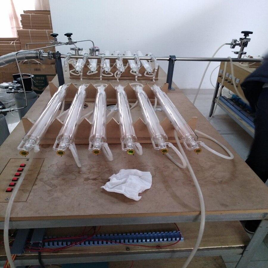 Laser rohr CO2 laser rohr 40W50W60W80W100W laser schneiden maschine gravur maschine zubehör