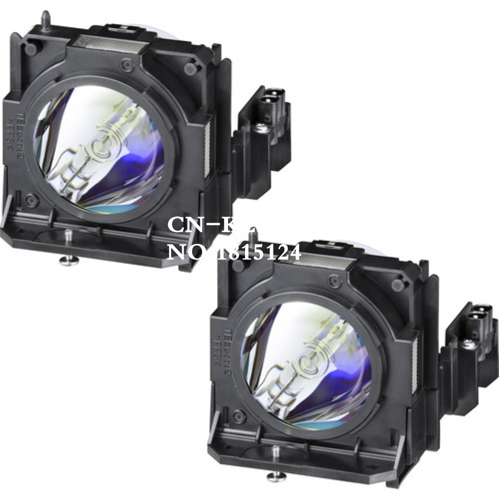 Panasonic ET-LAD70W Replacement Original LAMP for PT-DZ780 Series Projectors (Set of Two Bulbs) panasonic et lad55w original replacement lamp for the panasonic pt d5500 and other projectors 2 lamp
