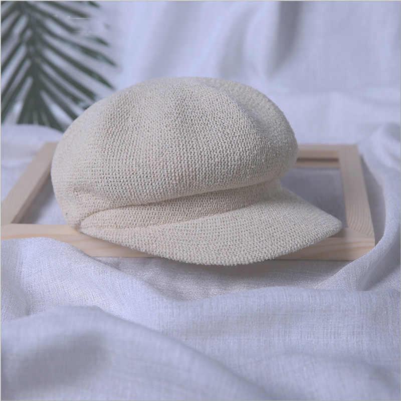 2018 moda malla Snapback gorras de béisbol mujeres sombrero de verano  sombreros colores sólidos respirables hembra 5e6462d6e74