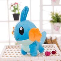 Mudkip Plush Toys Doll For Children Gift Soft Cute Anime Pikachu Childhood Memories Dragon