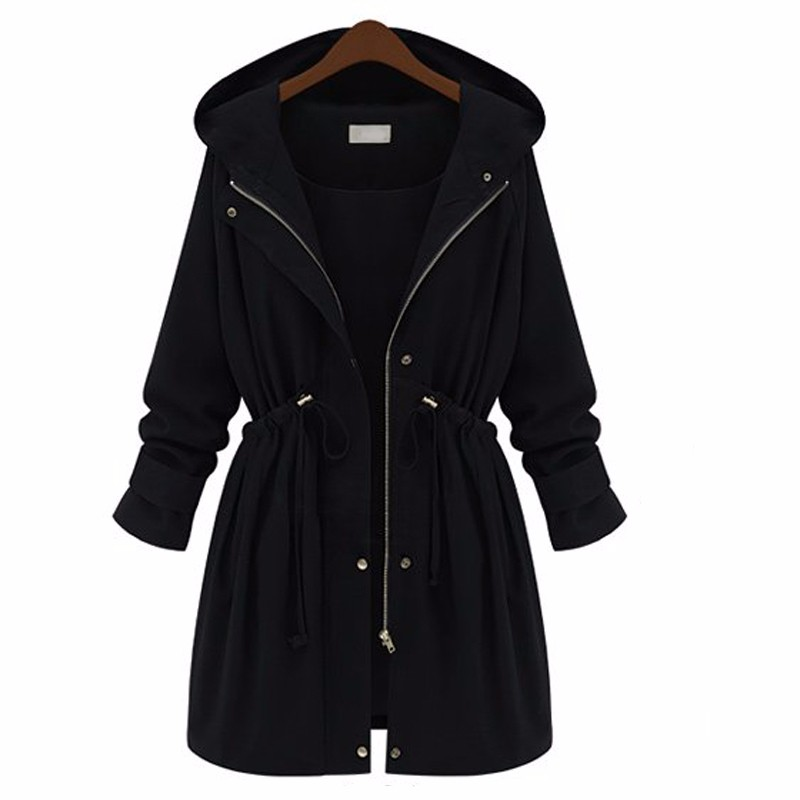 Tangnest-Causal-Loose-Solid-Trench-2016-Autumn-Woman-Black-Army-Green-Basic-Warm-Coats-Plus-Size (1)