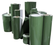 PVC Green Fat Line Industrial Conveyor Belt(China)