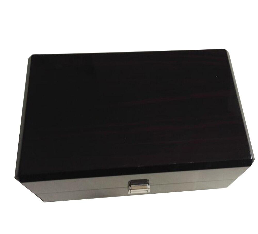 luksuslik kohandatud puidust kingituse originaalne brändi kellakast - Kellade tarvikud - Foto 3