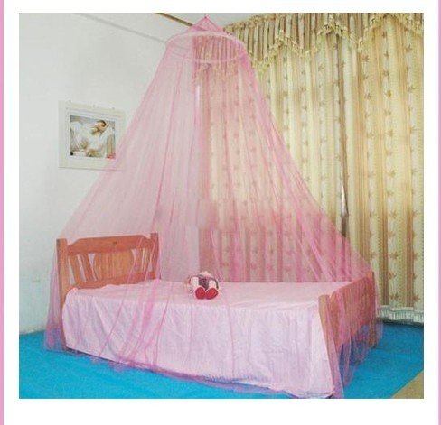 Tangpan Free Shipping Netting Bed Canopy Round Mosquito Net ...  sc 1 st  AliExpress.com : canopy netting for beds - memphite.com