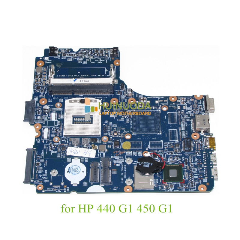 NOKOTION 756188-001 48.4YW05.011 for HP ProBook 440 G1 450 G1 Intel Motherboard 4th Generation 756188 001 756188 501 48 4yw05 011 756188 601 for hp probook 440 g1 450 g1 notebook motherboard 4th generation free shipping