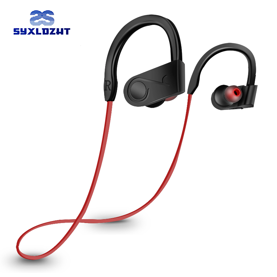 K99 Sports Wireless Headphones Bluetooth Earphone With Mic Noise Cancelling Bass Bluetooth Headset For iPhone xiaomi all phone wireless magnetic bluetooth earphone s8 wireless headphones sports bass bluetooth headset with mic for phone iphone xiaomi
