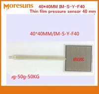 Free Shipping 2pcs Lot 40 40MM IM S Y F40 Thin Film Pressure Sensor 40 Mm
