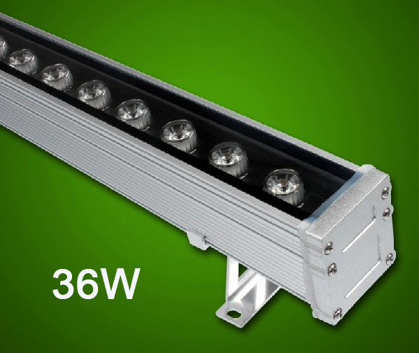 ФОТО 10X 36W new design high power outdoor led flood wall wash light express free shipping
