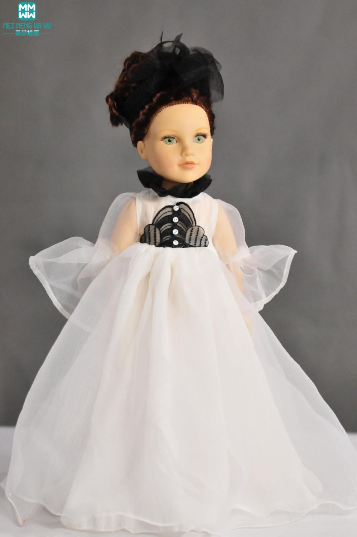 Doll Киім қыздар киімі үшін 18 дюйм - Қуыршақтар мен керек-жарақтар - фото 4