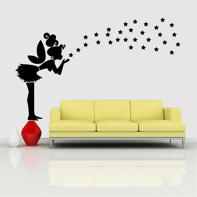 Excellent Stars Wall Decor Pictures Inspiration - Wall Art Design ...