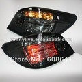 For BMW E60 5 Series 520i 523i 525i 528i 530i LED Tail Lamp 2006 to 2010 year Black Color