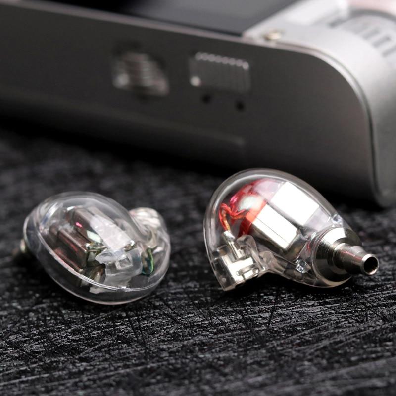 Bricolage SE846 dans l'oreille écouteurs 5BA Armature équilibrée 10 unités de pilote HIFI stéréo Sport suppression du bruit écouteurs casque avec câble-in Écouteurs et casques from Electronique    1