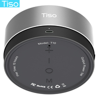 Tiso 10 15 hours playtime Bluetooth speaker wireless mini portable 5W loudspeaker outdoor IPX5 waterproof 3.5mm AUX TF MIC