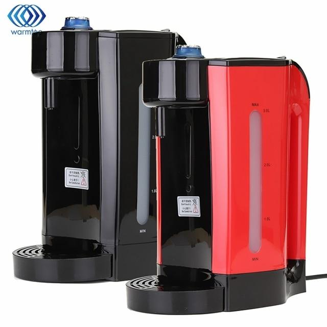 Hause Instant heizung Elektrische Heißwasserspender 3L Kessel ...