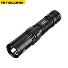 NITECORE 1800 Lumens LEDไฟฉายEC23 18650แบตเตอรี่กันน้ำกลางแจ้งCampingแบบพกพาจัดส่งฟรี