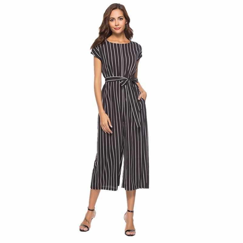 994915d3906c комбинезон женский летний одежда лето ромпер женский брюки женские летние  ...