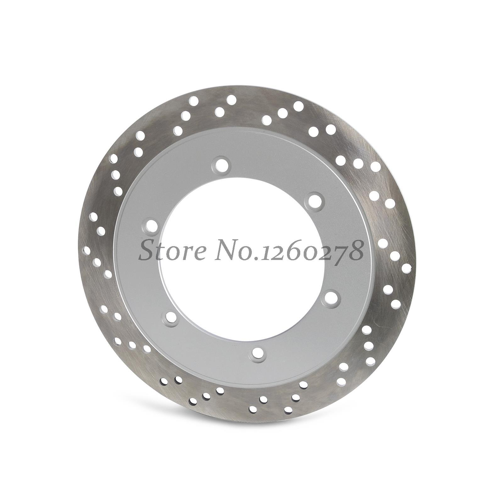 Motorcycle Front Brake Disc Rotor For Honda VT750 Shadow 1997-2009 VT 750 S 10-12 NV 400 Shadow Slasher 2000-2002 for honda steed 400 600 vt600 shadow 400 750 magna 250 750 motorcycle front brake clutch left 1 25mm chrome