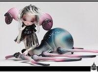 SuDoll Strange Style BJD Doll resin figures 1/6 bjd baby doll toy Hot Sale