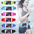 i6 6S Plus Waterproof Sport Gym Waist Bag Pouch Case / Fashion Outdoor Mobile Phone Cover Capa for iPhone 6plus 6s + 5.5 inch