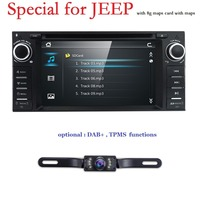 Авто Стерео gps Навигация DVD Радио для Chrysler 300C Jeep Wrangler Dodge Ram SWC BT SD RDS подходит для Chrysler/Sebring/Aspen/300C