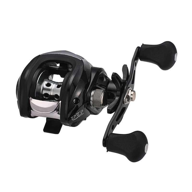 BC200 Baitcasting Fishing Reel Right/Left Hand 17+1BB 7.1:1 Bait Casting Fishing Reel Anti Seawater Stainless Steel Bearing(China)