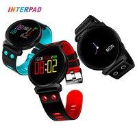 Interpad K2 IP68 Professional Waterproof Fitness Bracelet Smart Wristband Fitbit Bluetooth Smart Band Watches Blood Pressure