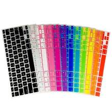 Keyboard Soft Case for Apple MacBook Air Pro 13/15/17 inches Cover Protector keyboard Cover stickers for laptop(China)