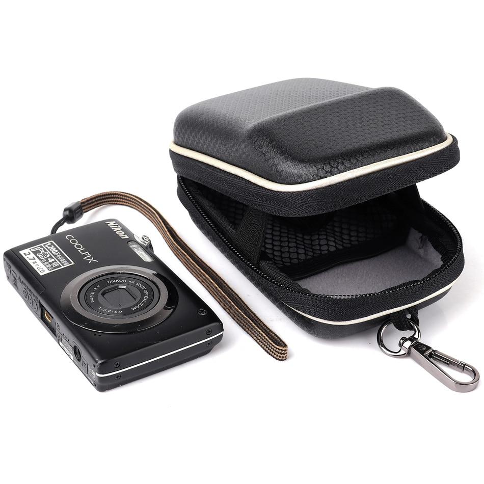 HUWANG Digital Camera Bag Case For Canon SX730 SX720 SX710 SX620 IXUS265 285 IXUS275 IXUS155 IXUS50 IXUS55 IXUS60 IXUS65 IXUS70