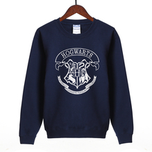 hot sale women sweatshirt 3D Galaxy HOGWARTS hoodie