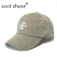 CoolCheer Men's Cotton Hat Bone Casquette Vintage Unisex Bone Masculino Women Snapback Hats Baseball Cap Casual Caps QZ-10