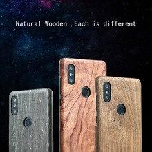 """Натуральный Деревянный чехол для телефона для Xiaomi Mi Mix 2S mix2S чехол Чехол бамбук/орех/палисандр/Черное ледяное дерево/оболочка 5,99 """"mimix2S"""