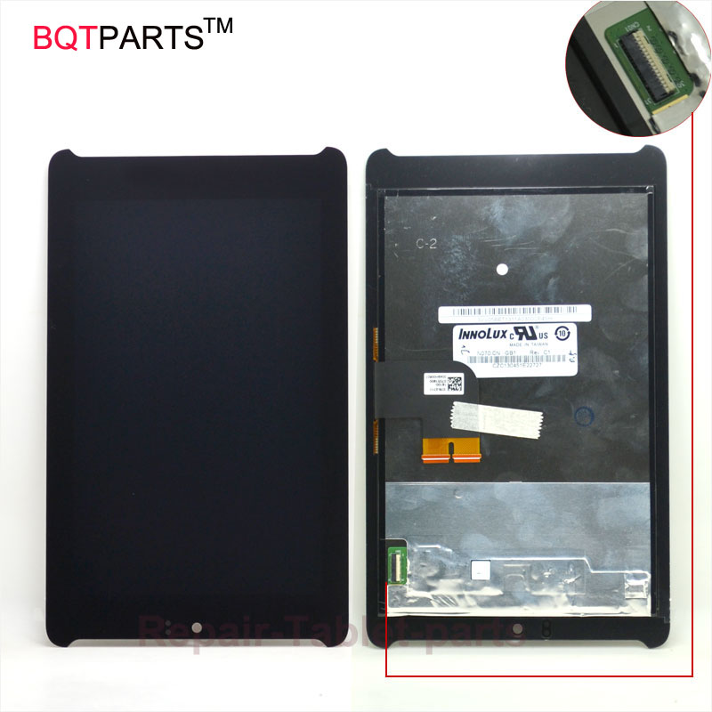 BQT For ASUS Fonepad 7 LTE ME372CG ME372 KOOE ME372CL K00Y lcd screen display with touch screen digitizer assembly