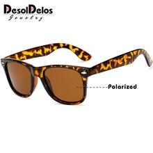 Fashion Polarized Square Sunglasses Night Vision Men Women Mirror Sun Glasse Luxury Eyewears UV400 Goggles Male