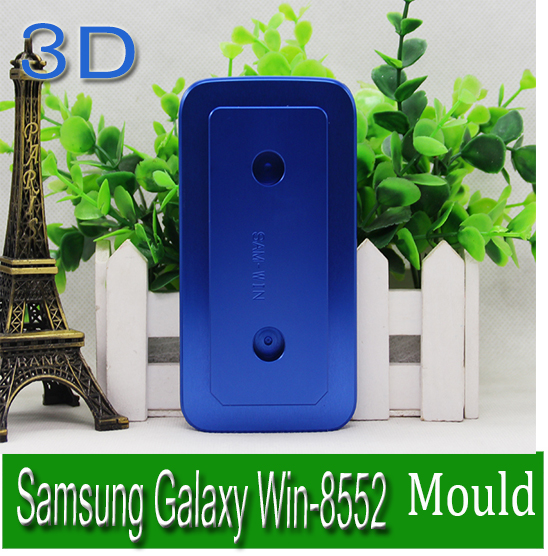 Solid Aluminium Alloy 3D Sublimation Phone case Mould for sumsung Galaxy win-8552 I8552  цены