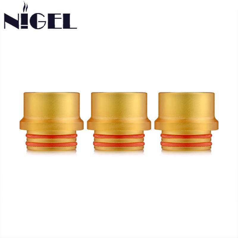 Nigel PEI 810 Drip Tip for TFV8 TFV12 Goon 528 Kennedy RDA RTA Tank Vape Cigarettes