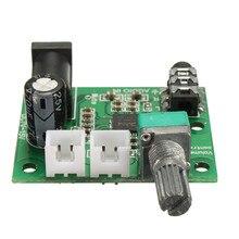 12V 2X10W Hi-Fi PAM8610 Digital Audio Stereo 2CH Amplifier Board Module Class D DC7V – 15V 32mm X 40mm New Electric Unit