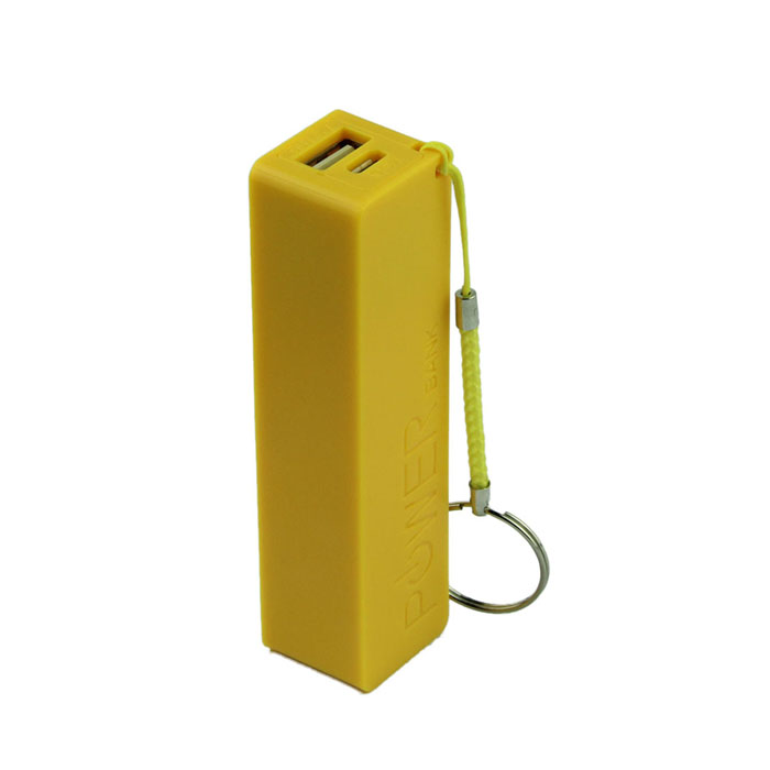 Battery Chargers For 18650 Batteries Portable Power Bank 18650 External Backup Battery Charger With Key Chain Power Bank Box @Z