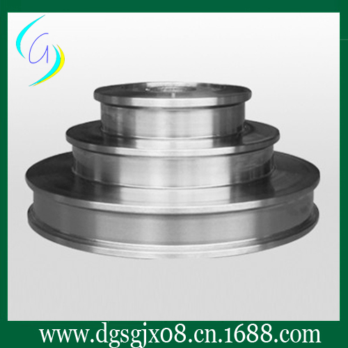 Tungsten carbide coating  Wire Drawing capstan