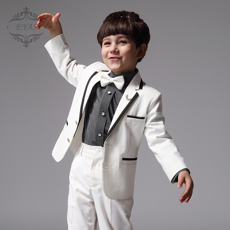 2017 Eyas kids clothes child clothing set long sleeve suit set white ring bearer formal 4pc with shirt bowtie A5103 pro skit sd 2314m 25 in 1 reversible ratchet screwdriver with bits & sockets set