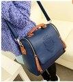 2014 год сбора винограда способа женщин сумка одно плечо PU кожаная сумка Бесплатная Доставка RJ037