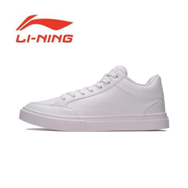 Li-Ning Women Shoes LN Remodel Walking Shoes Leisure Breathable Li Ning Classic Sports Shoes Wearable Sneakers AGCM162