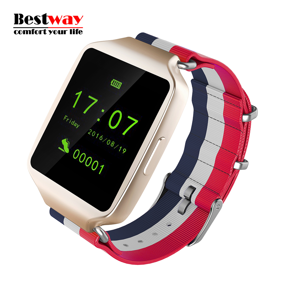 L1 Smart Watch Sports font b Smartwatch b font wearable devices Compatible IOS Android Relogio Inteligente