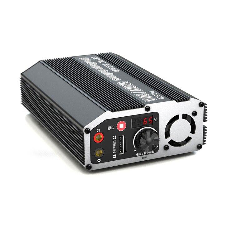 PC520 RC Drone chargeur de batterie au Lithium pour avion de Protection des plantes agricoles 520 W 20A chargeur de charge rapide accessoires