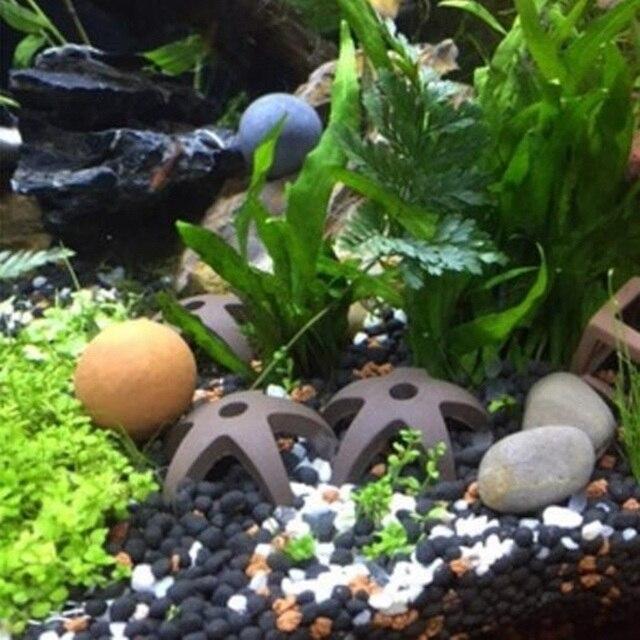Mini Shrimp Small Fish House Shelter Breeding Cave For Aquarium Fish