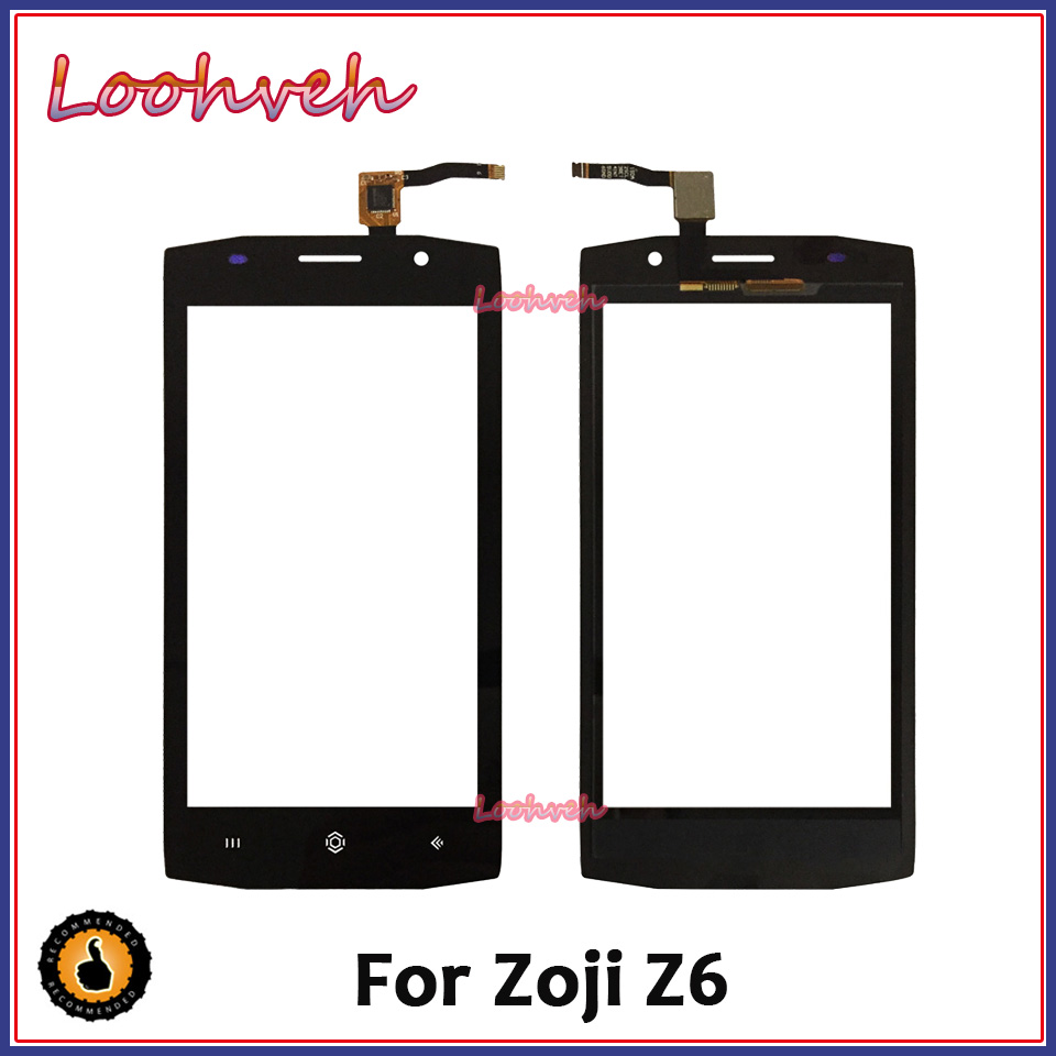 10Pcs/lot High Quality 4.7 Front High Touchsreen For Homtom Zoji Z6 Z6 Touch Screen Glass Digitizer Panel Lens Sensor Capative10Pcs/lot High Quality 4.7 Front High Touchsreen For Homtom Zoji Z6 Z6 Touch Screen Glass Digitizer Panel Lens Sensor Capative