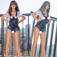 145cm adult silicone dolls real sex doll for men lovely girl lifesize sexy dolls vagina real pussy doll